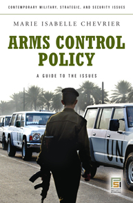 Copy of the Cover of Arms Control Policy