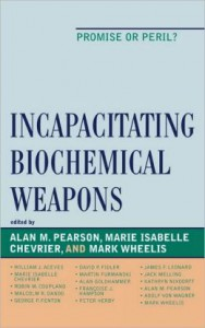Cover of Incapacitating Biological Weapons